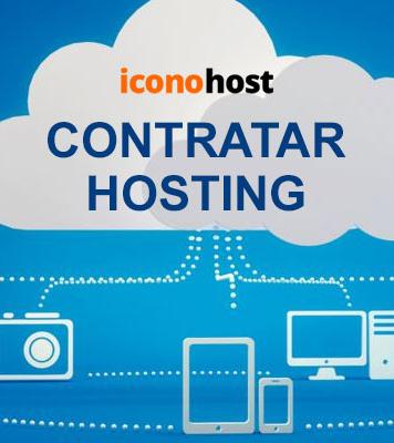 Como contratar plan hosting